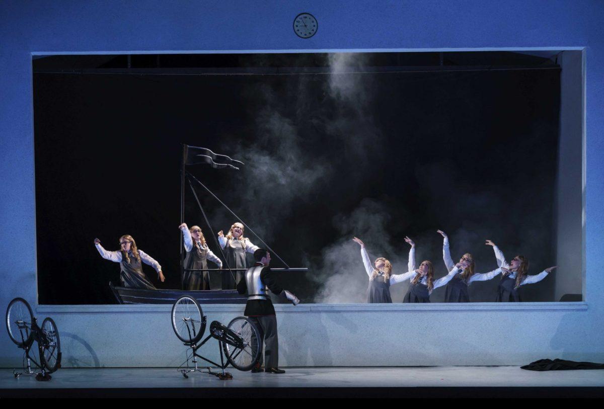 Georg Friedrich Händel, Rinaldo,  Glyndebourne Touring Opera, 29. November 2019