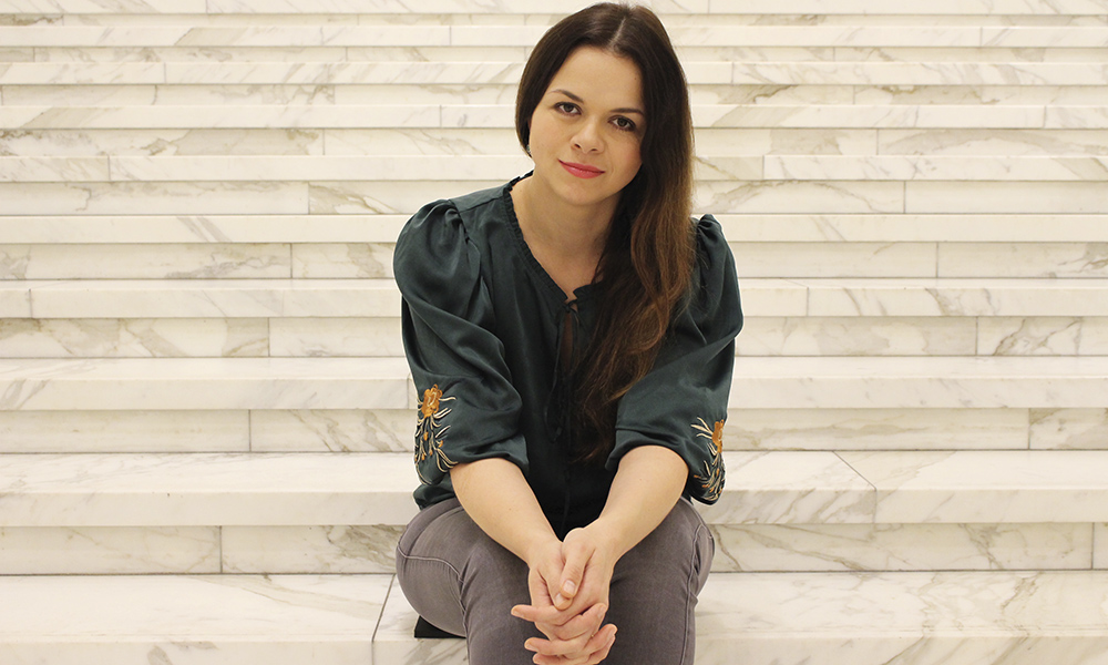 Großes Exklusiv-Interview mit der Mezzosopranistin Nadezhda Karyazina,  Staatsoper Hamburg
