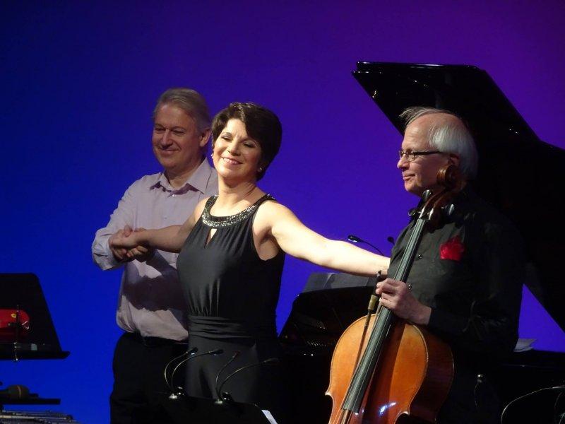 """La femme c'est moi"", Elisabeth Kulman,  Bayerische Staatsoper München, Prinzregententheater,"