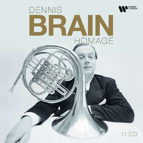 CD-Rezension: Dennis Brain Homage, 11 CDs