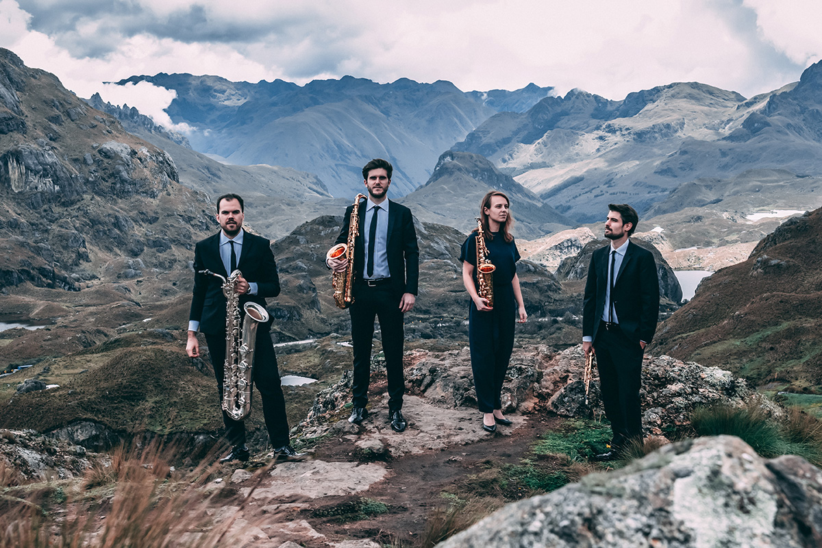 Rising Stars 14: Arcis Saxophon Quartett
