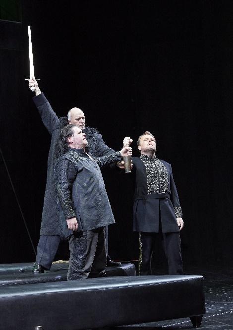 Richard Wagner, GÖTTERDÄMMERUNG,  Wiener Staatsoper, 20. Januar 2019