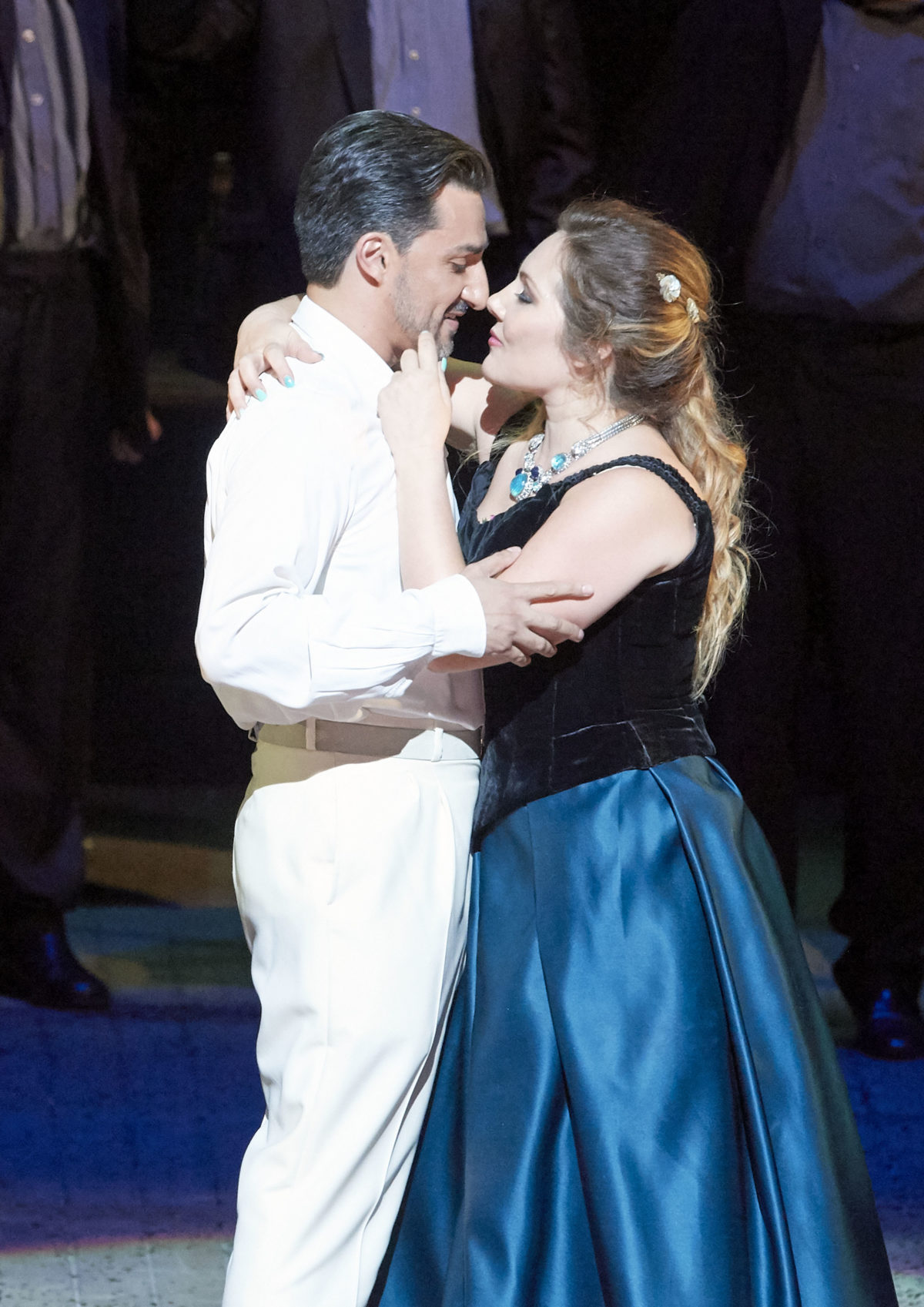 Giuseppe Verdi, LA TRAVIATA,  Wiener Staatsoper, 4. September 2019 (Saisoneröffnung)