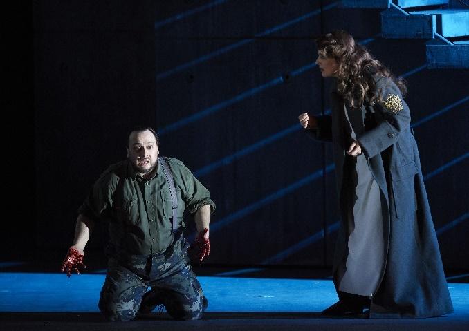 Giuseppe Verdi, Macbeth,  Wiener Staatsoper, 05. Mai 2019