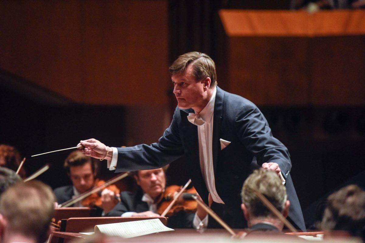 Robert Schumann, 3. und 4. Symphonie, Sächsische Staatskapelle Dresden, Christian Thielemann,  Semperoper Dresden