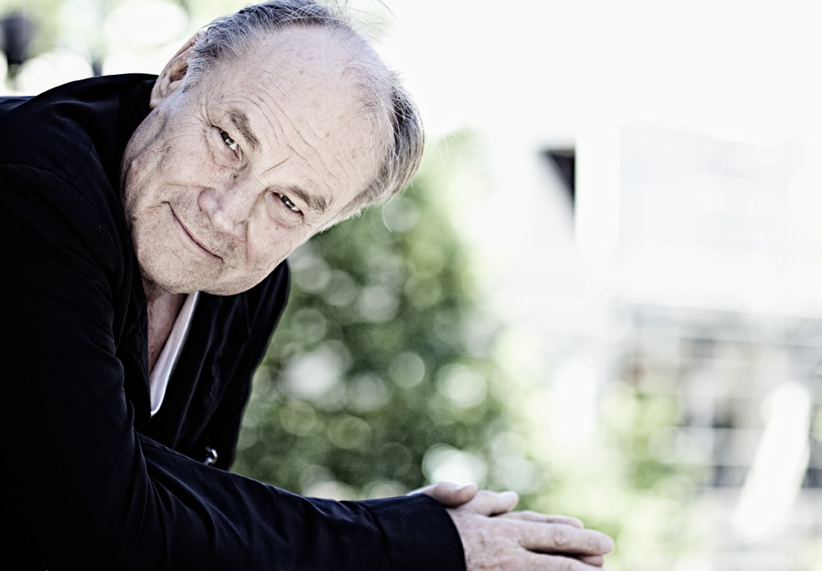 Klaus Maria Brandauer, GrauSchumacher Piano Duo,  Staatsoperette Dresden