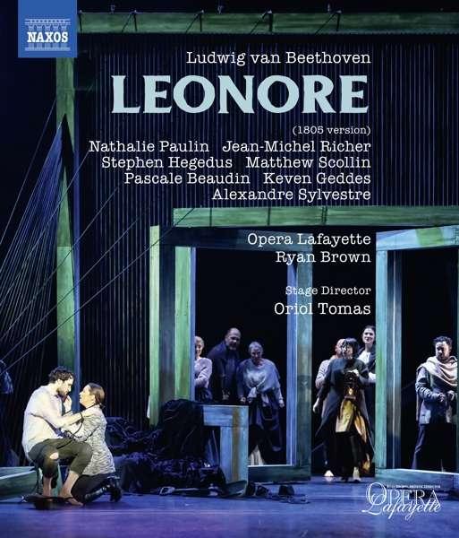 "DVD-Rezension: Ludwig van Beethoven, ""Leonore"",  Opera Lafayette"