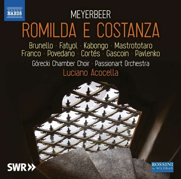 "CD-Rezension: Giacomo Meyerbeer, ""Romilda e Costanza"""