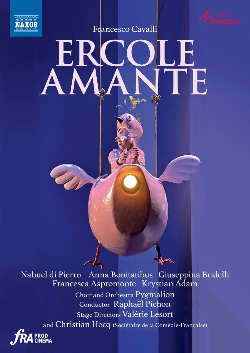 Francesco Cavalli, ERCOLE AMANTE,  DVD-Rezension
