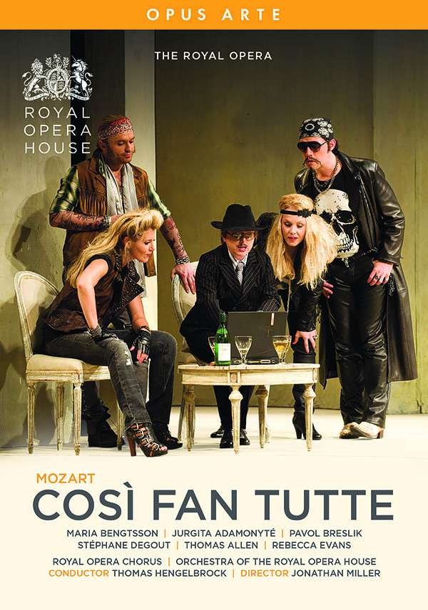 "DVD-Rezension: Mozart, ""Così fan tutte"", Royal Opera House, Thomas Hengelbrock"