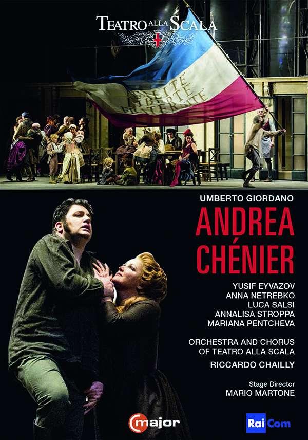 DVD-Rezension: Umberto Giordano, Andrea Chénier,  Teatro alla Scala 2017