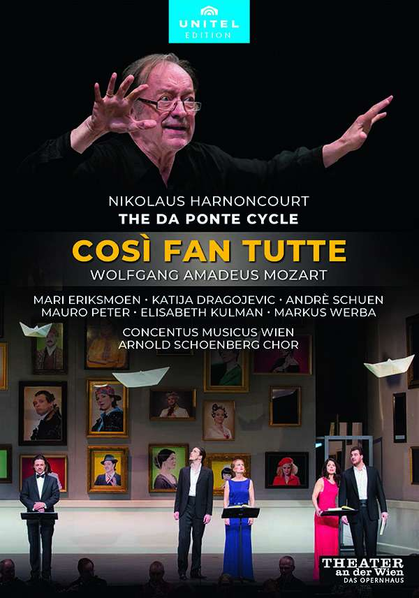 "DVD-Rezension: W.A. Mozart, ""Così fan tutte"", Nikolaus Harnoncourt"