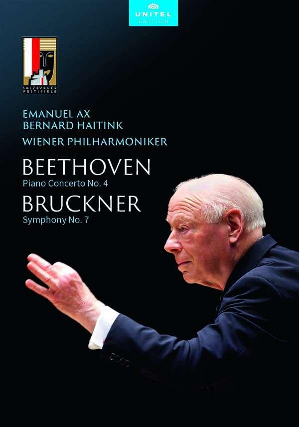 DVD-Rezension: Bernard Haitink, Emanuel Ax, Wiener Philharmoniker  Salzburger Festspiele 2019