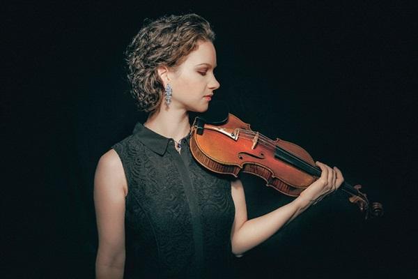 Houston Symphony Orchestra, Hilary Hahn, Andrés Orozco-Estrada,  Wiener Konzerthaus