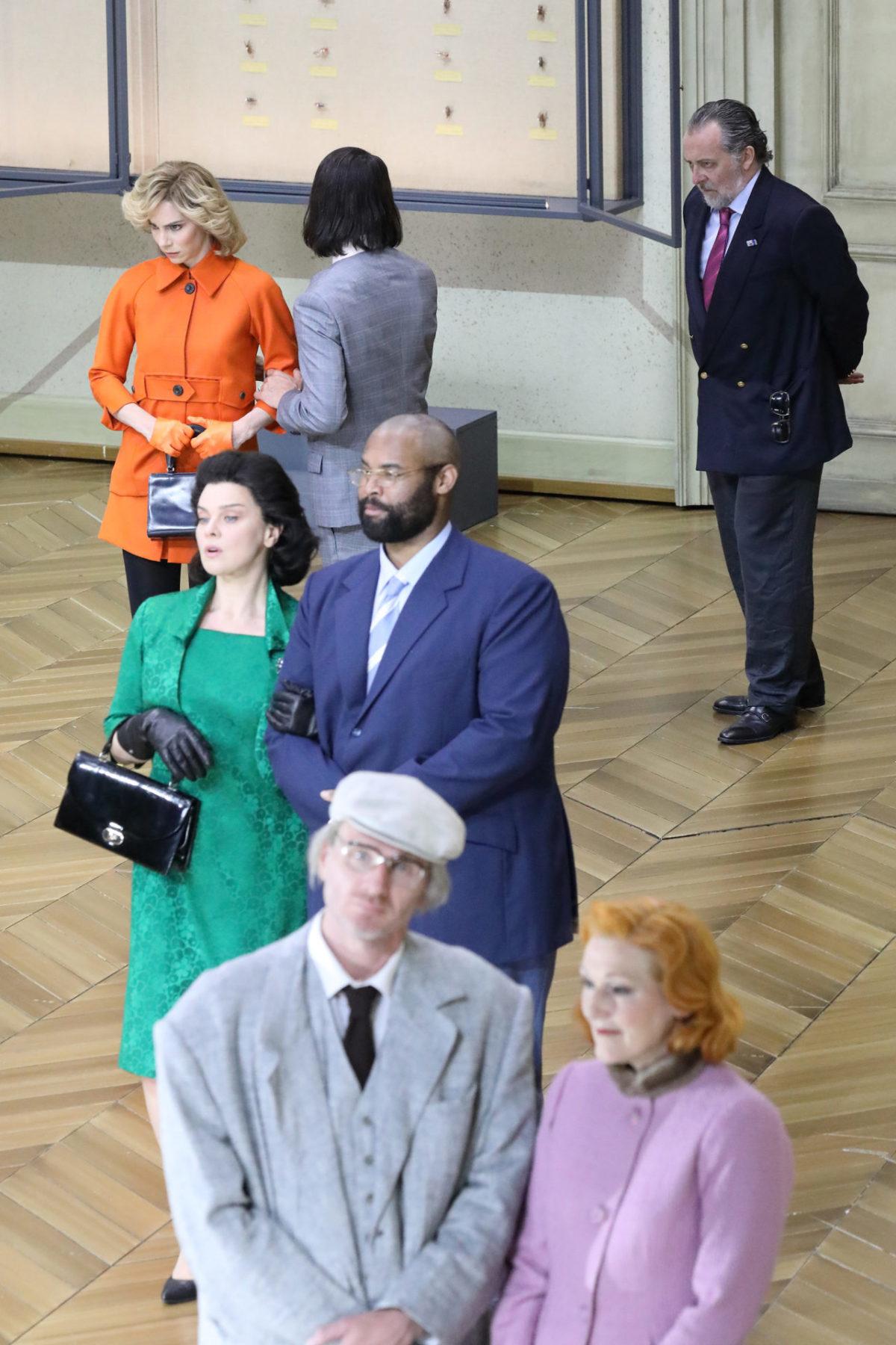 Lear von Aribert Reimann  Bayerische Staatsoper, München, 30. Mai 2021