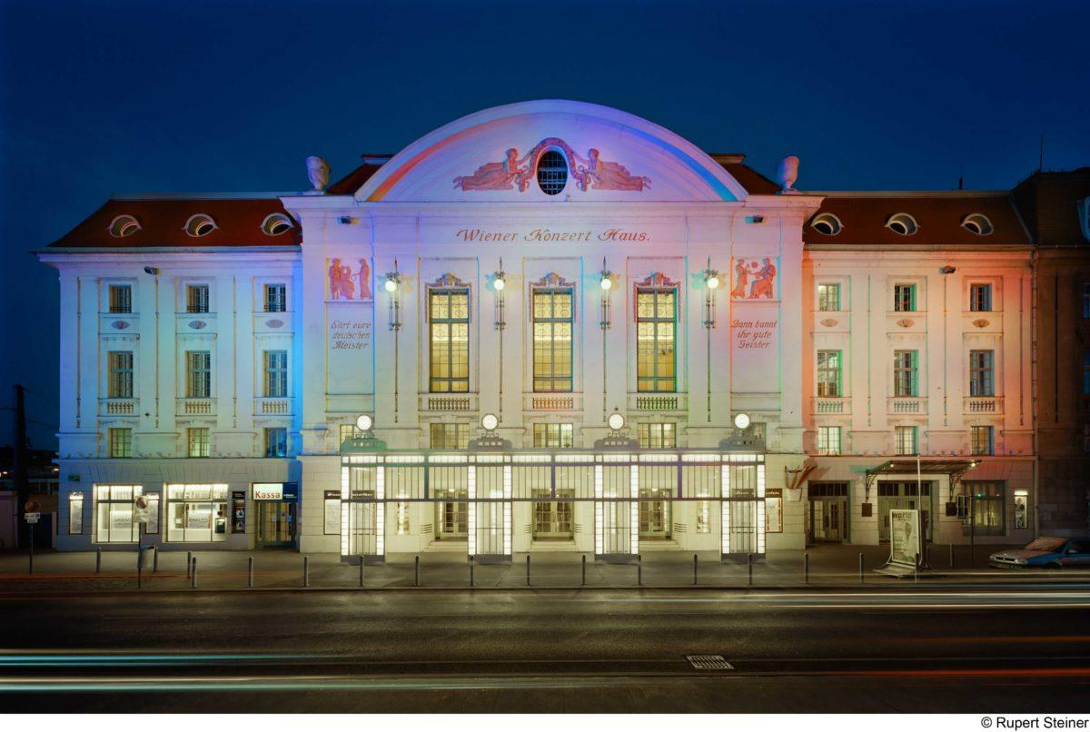 Tonhalle-Orchester Zürich, Lionel Bringuier, Igor Levit,  Wiener Konzerthaus