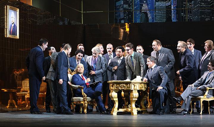 Rigoletto, Giuseppe Verdi,  Landestheater Linz