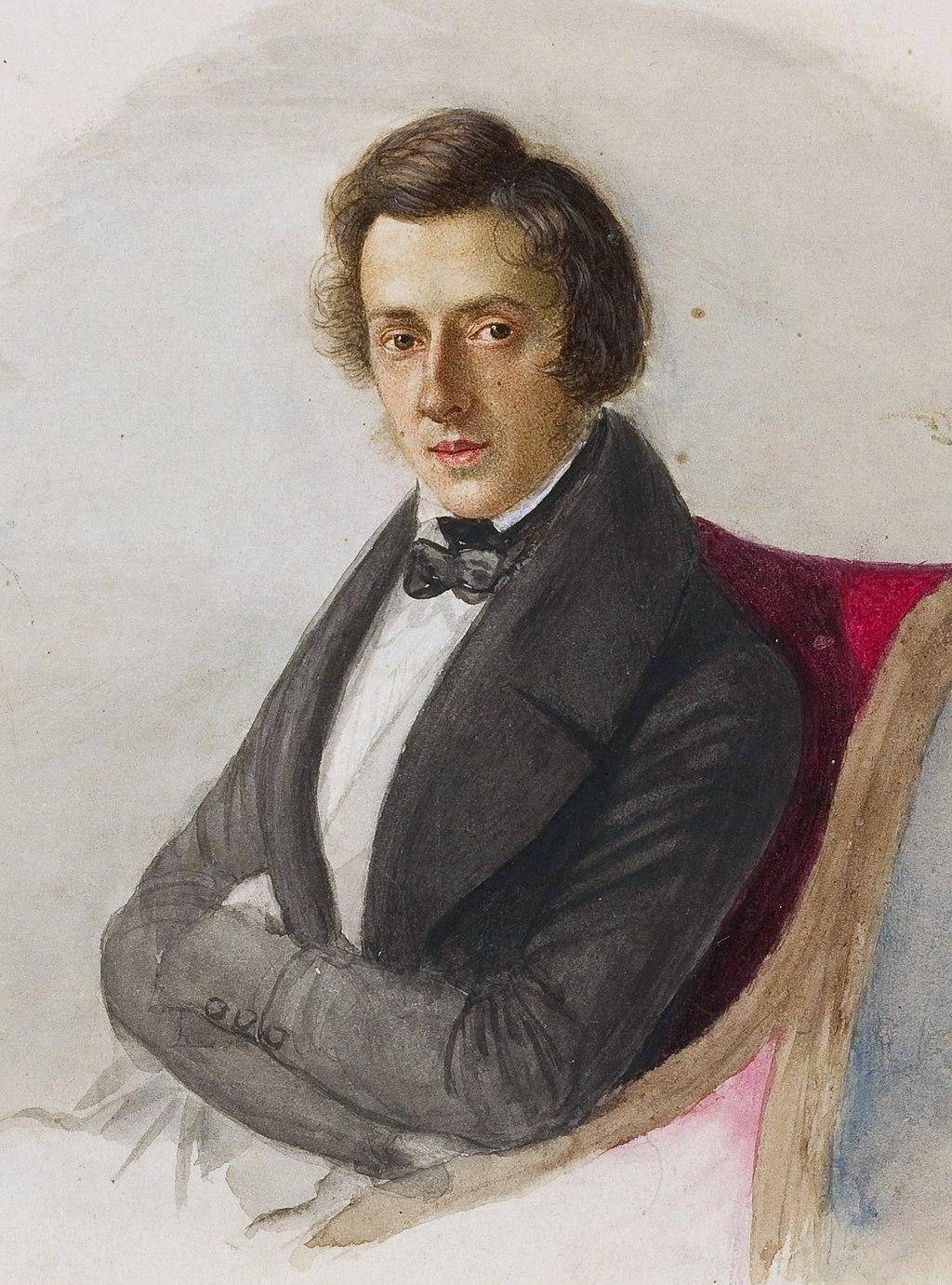 Ladas Klassikwelt 74: Chopin für unterwegs