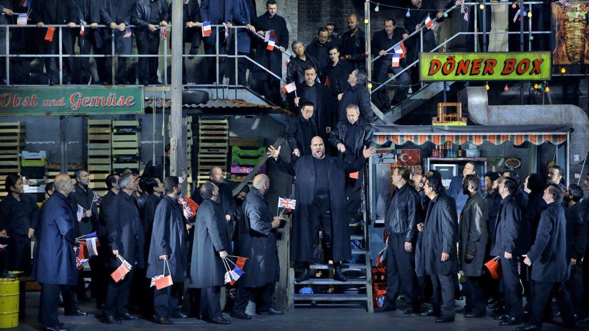 Richard Wagner, Götterdämmerung, 03.08.2017,  Bayreuther Festspiele