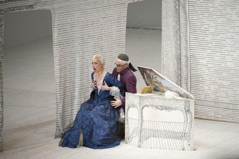 Gioachino Rossini, Il Barbiere Di Siviglia,  Staatsoper Unter den Linden, Berlin