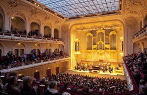 Ludwig van Beethoven,Sinfonie Nr. 9, Symphoniker Hamburg, Carl-Philipp-Emanuel-Bach-Chor Hamburg,  Laeiszhalle, Hamburg
