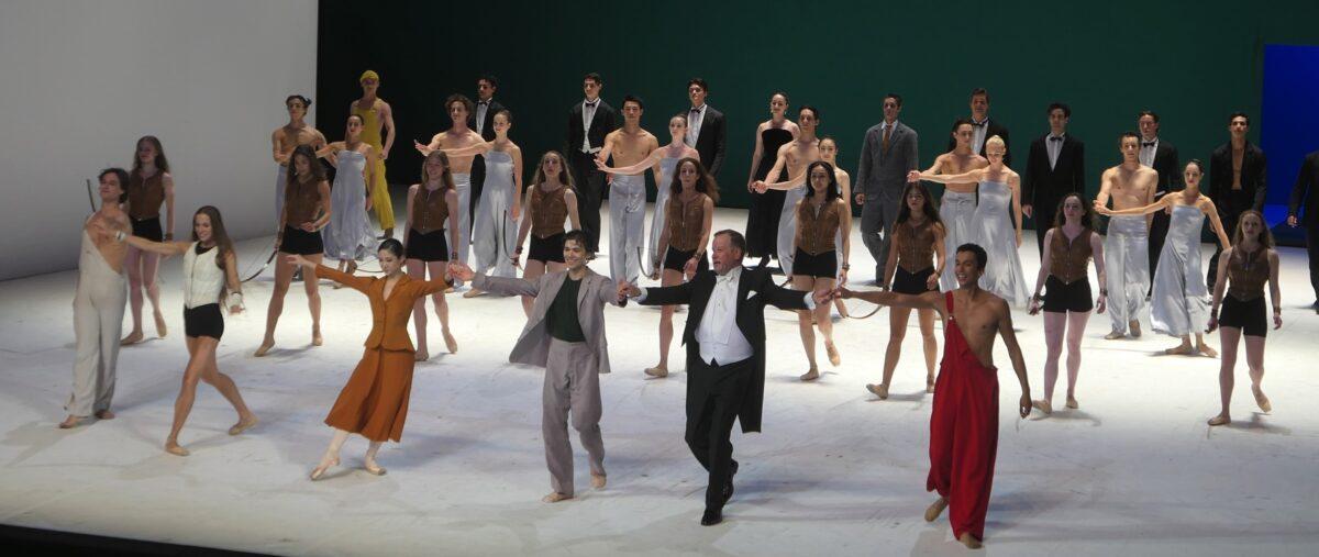 Hamburg Ballett, Sylvia, Ballett  Wiederaufnahme an der Hamburgischen Staatsoper am 5. September 2021