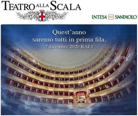 Teatro alla Scala, Milano, Saisoneröffnung klassik-begeistert.de