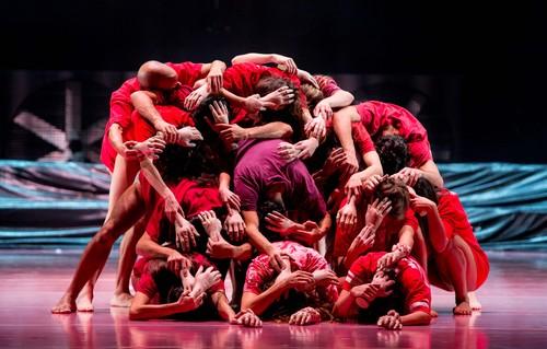 Sergej Prokofjew, Erna Ómarsdóttir undHalla Ólafsdóttir, Romeo und Julia, Ballett,  Staatstheater am Gärtnerplatz, München