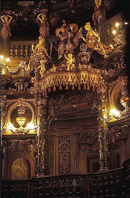 Lieses Klassikwelt 52, Barockoper in Bayreuth,  klassik-begeistert.de