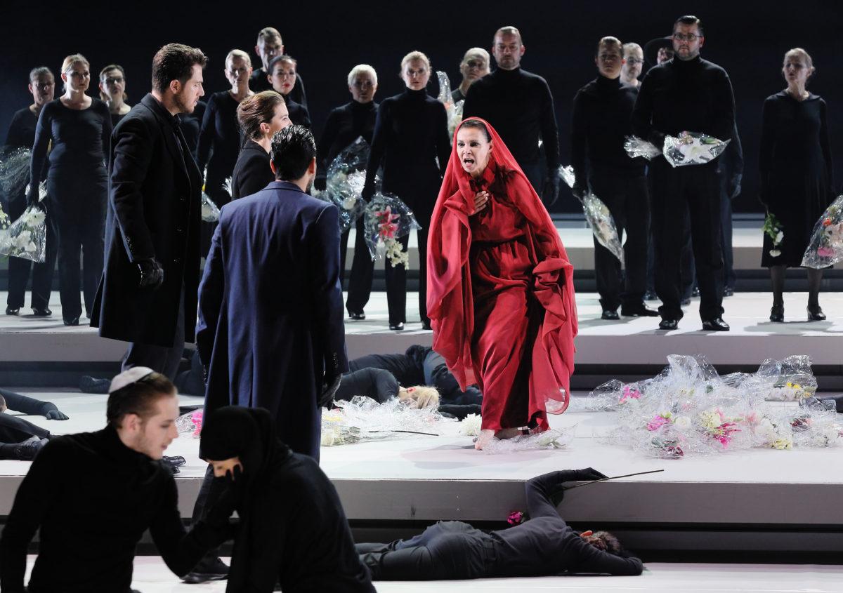Georg Friedrich Händel, Der Messias,  Staatstheater am Gärtnerplatz, München, 13. Oktober 2019