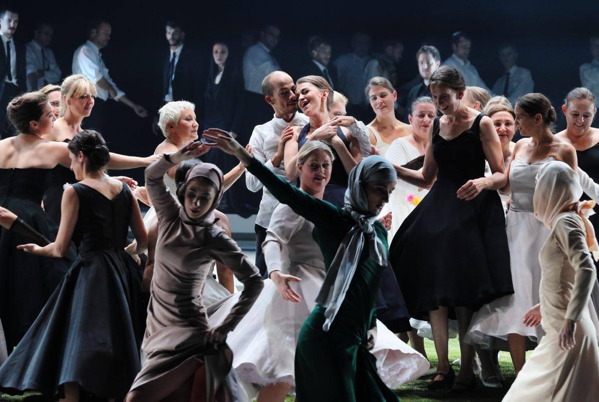 Georg Friedrich Händel, Der Messias,  Gärtnerplatztheater München, 10. Oktober 2019 (Premiere)