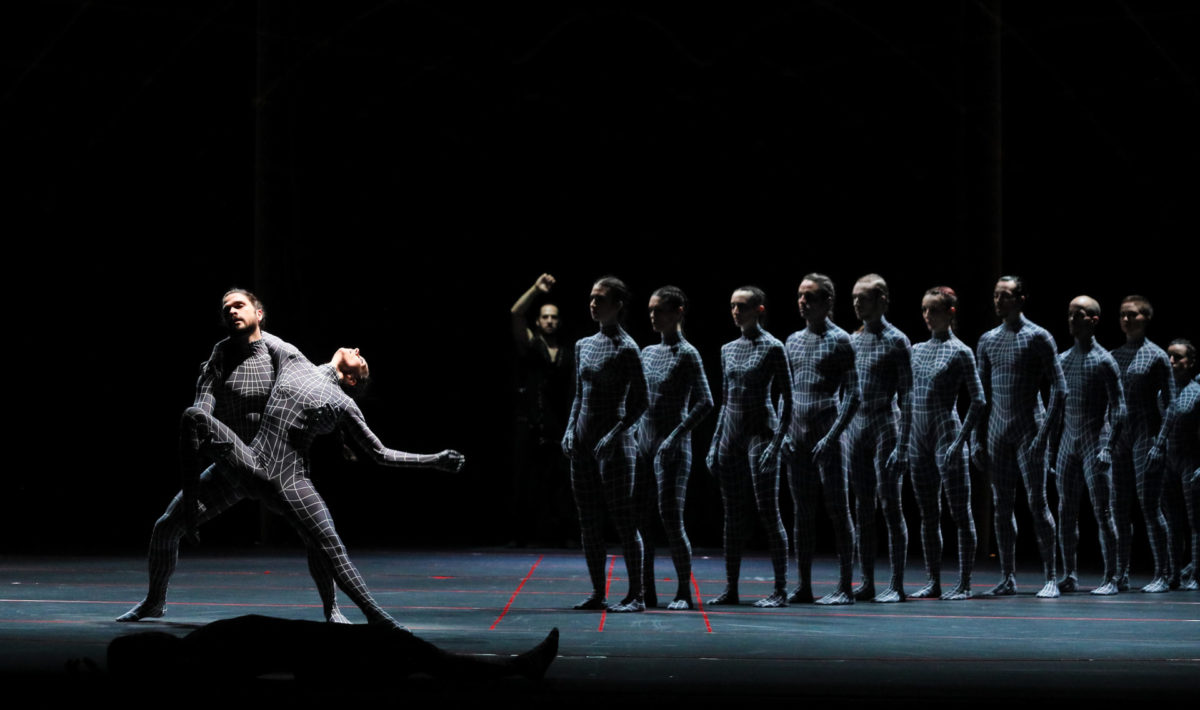 Salome tanz, Eyal Dadon, Uraufführung,  Gärtnerplatztheater München, 28. Februar 2020