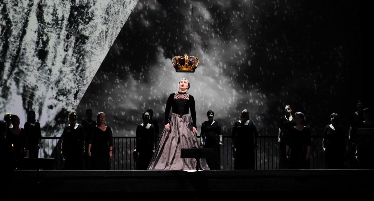 Gaetano Donizetti, Anna Bolena, Staatstheater am Gärtnerplatz, München  Premiere am 4. Dezember 2020