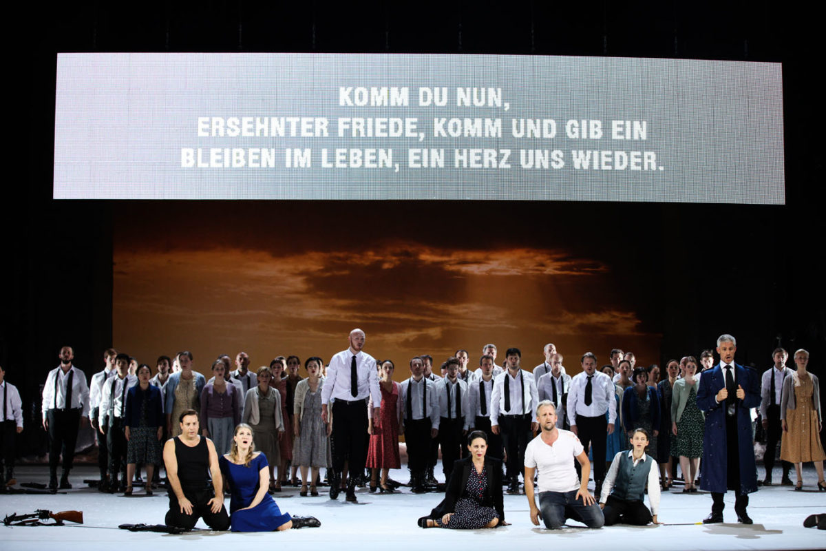 Gioachino Rossini, Guillaume Tell, Theater an der Wien, 16. Oktober 2018