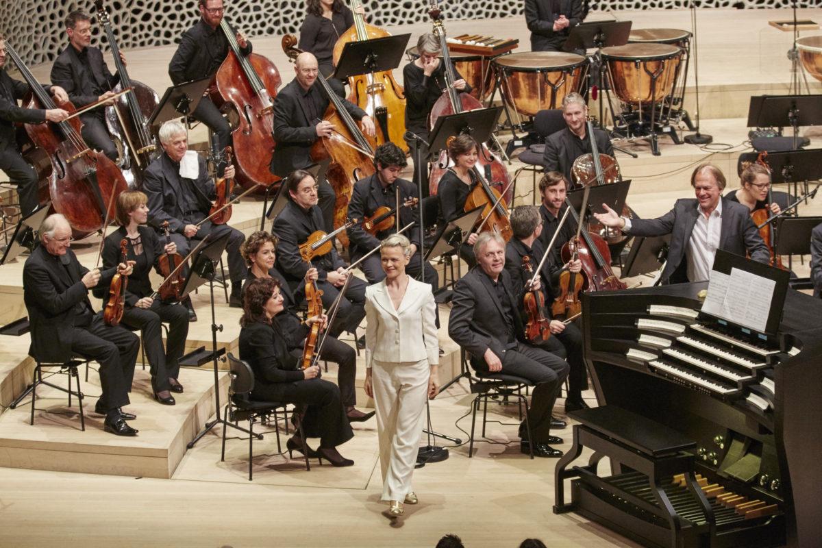 NDR Elbphilharmonie Orchester, Iveta Apkalna, Thomas Hengelbrock, Poulenc, Beethoven, Elbphilharmonie Hamburg