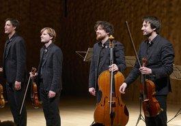 Apollon Musagète Quartett, Puccini, Arensky, Sibelius Grieg,  Elbphilharmonie Kleiner Saal