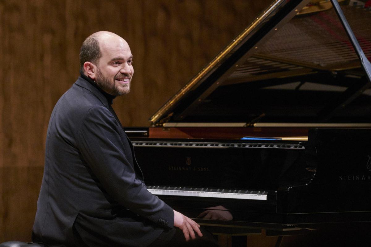 Kirill Gerstein, Franz Liszt, Etudes d'exécution transcendante,  Elbphilharmonie Kleiner Saal