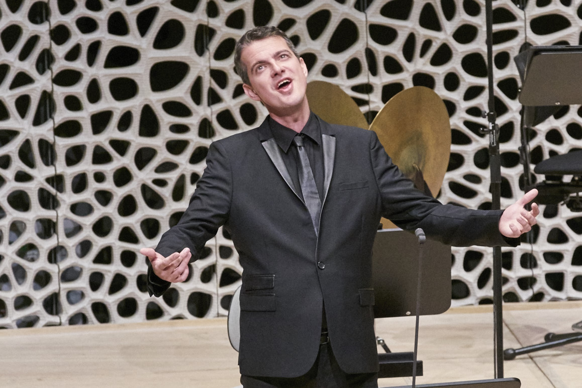 Philippe Jaroussky, Countertenor, NDR Elbphilharmonie Orchester, Antonello Manacorda,  Elbphilharmonie