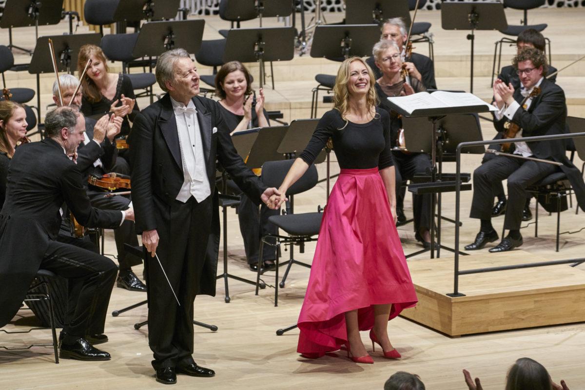 Die Deutsche Kammerphilharmonie Bremen, Peter Ruzicka, Sarah Maria Sun,  Elbphilharmonie