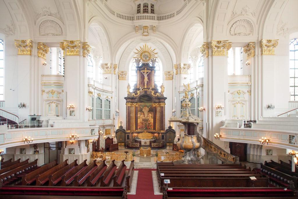 St Michaelis Hamburg Gottesdienste