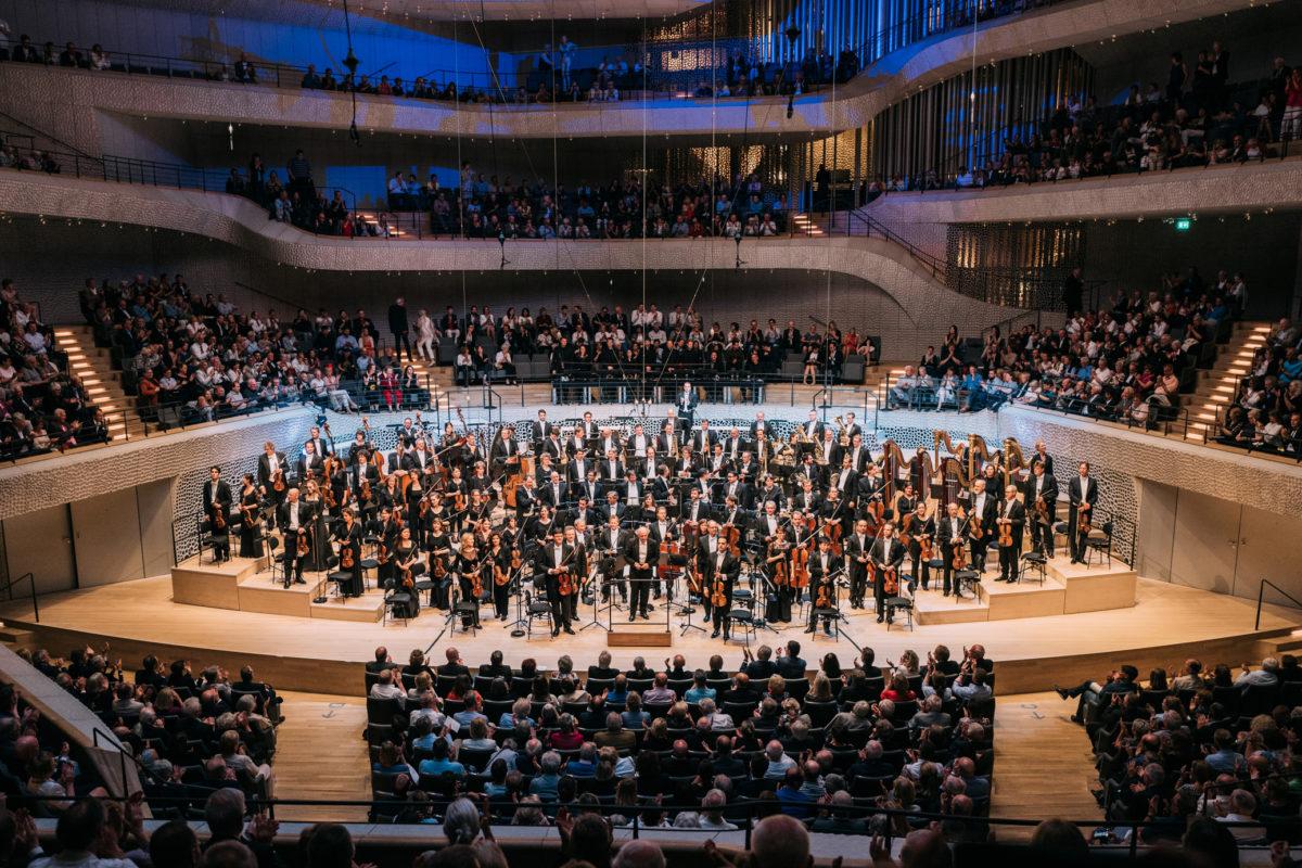 Richard Wagner, Das Rheingold, NDR Elbphilharmonie Orchester, Marek Janowski,  Elbphilharmonie Hamburg