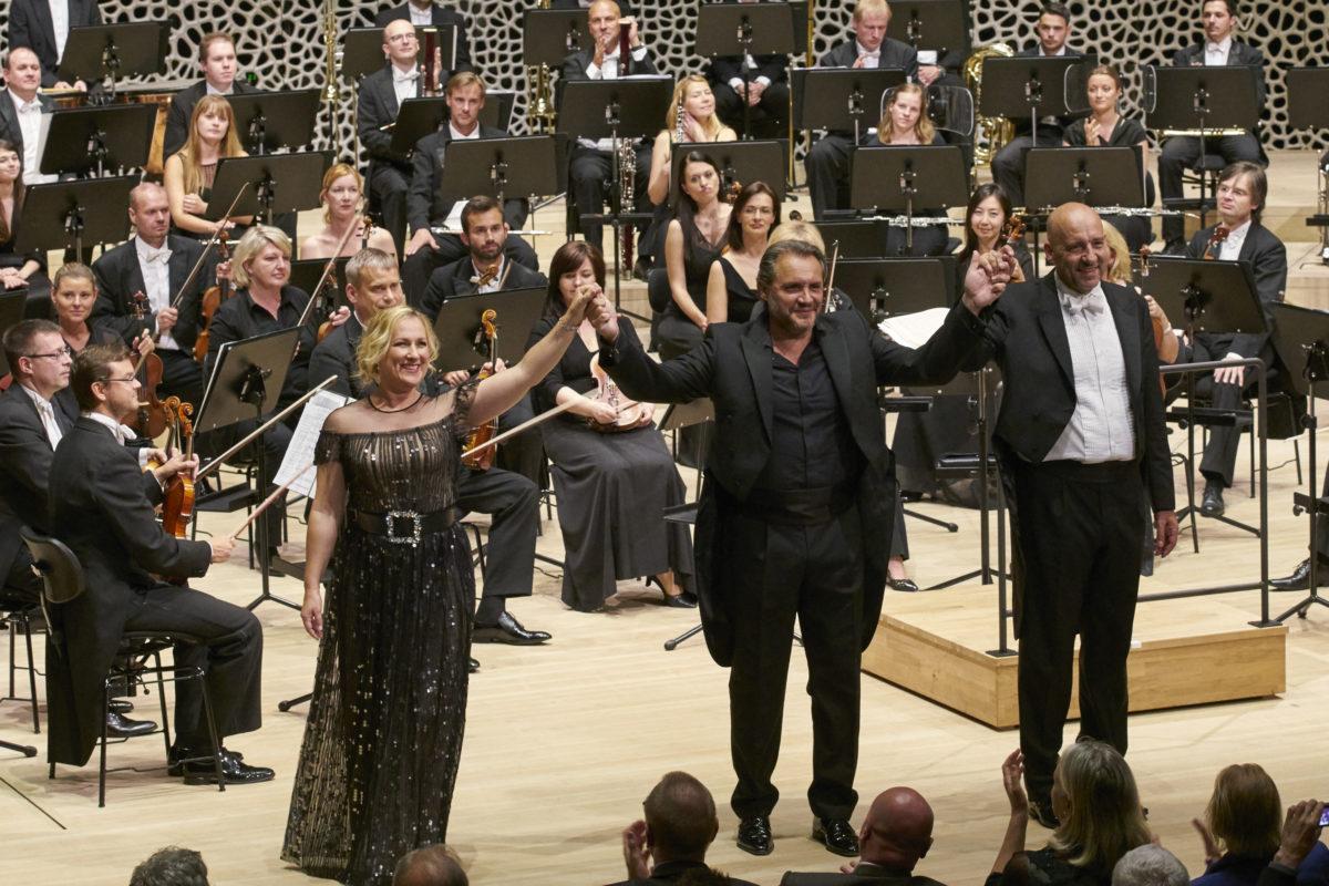 Diana Damrau, Nicolas Testé, PKF – Prague Philharmonia, Emmanuel Villaume,  Elbphilharmonie