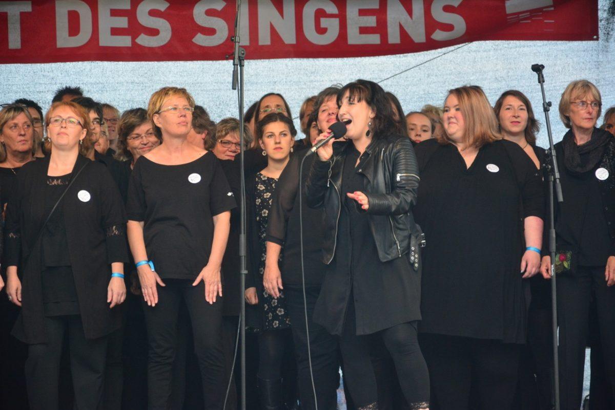 Lange Nacht des Singens: 34 Chöre bringen die Elbphilharmonie zum Klingen,  Elbphilharmonie