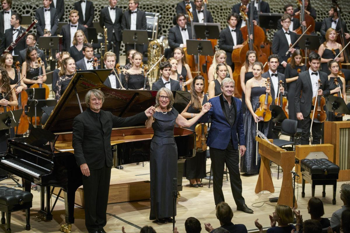 Olivier Messiaen, Turangalîla, Ingo Metzmacher, Gustav Mahler Jugendorchester, Jean-Yves Thibaudet, Valérie Hartmann-Claverie