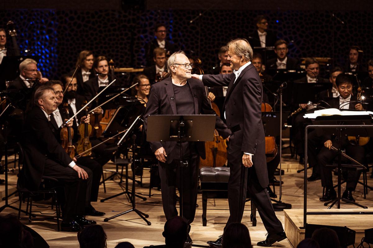 NDR Elbphilharmonie Orchester, Klaus Maria Brandauer, Thomas Hengelbrock, Katharina Konradi, Víkingur Ólafsson, Ludwig van Beethoven,  Elbphilharmonie, Hamburg