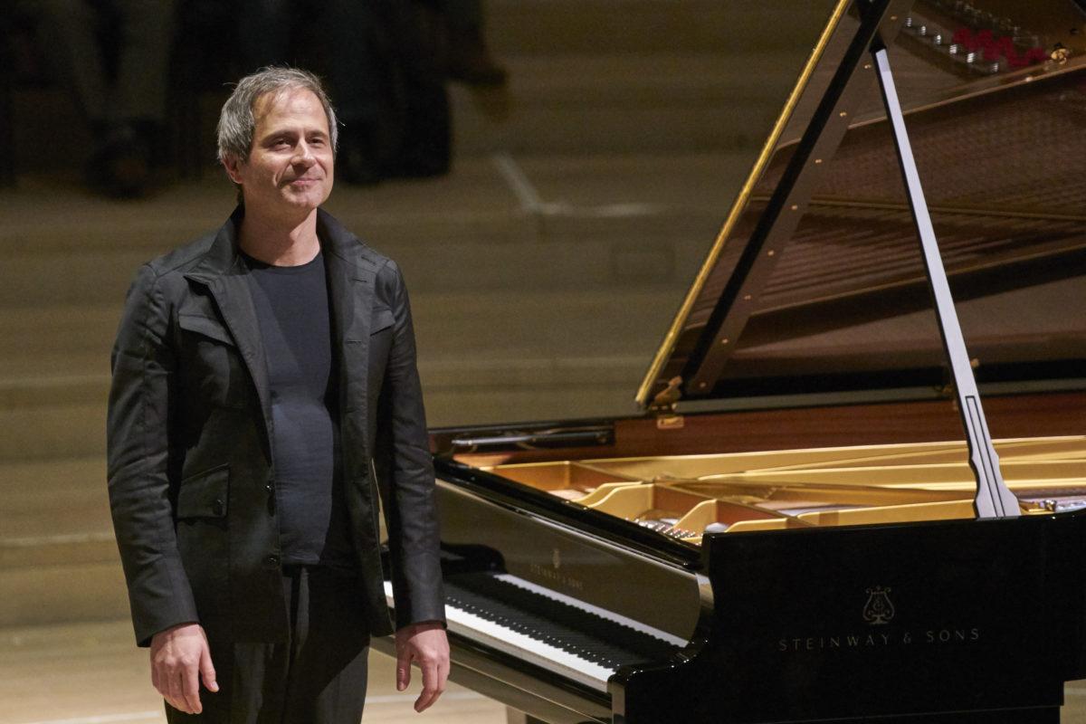 Piotr Anderszewski, Bach, Chopin, Janáček,  Elbphilharmonie, Hamburg