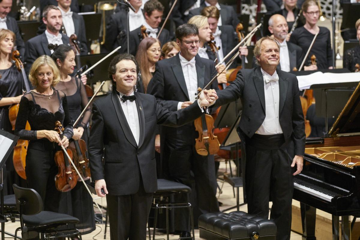 NDR Elbphilharmonie Orchester, Thomas Hengelbrock, Evgeny Kissin, BÉLA BARTÓK, GUSTAV MAHLER,  Elbphilharmonie, Hamburg
