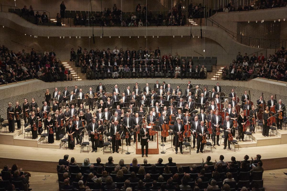 The Cleveland Orchestra, Franz Welser-Möst,  Elbphilharmonie