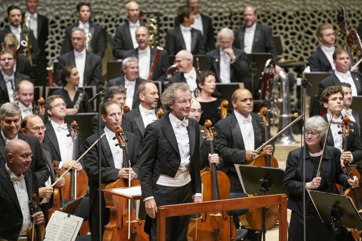 The Cleveland Orchestra, Franz Welser-Möst, Gustav Mahler, Sinfonie Nr. 6,  Elbphilharmonie Hamburg