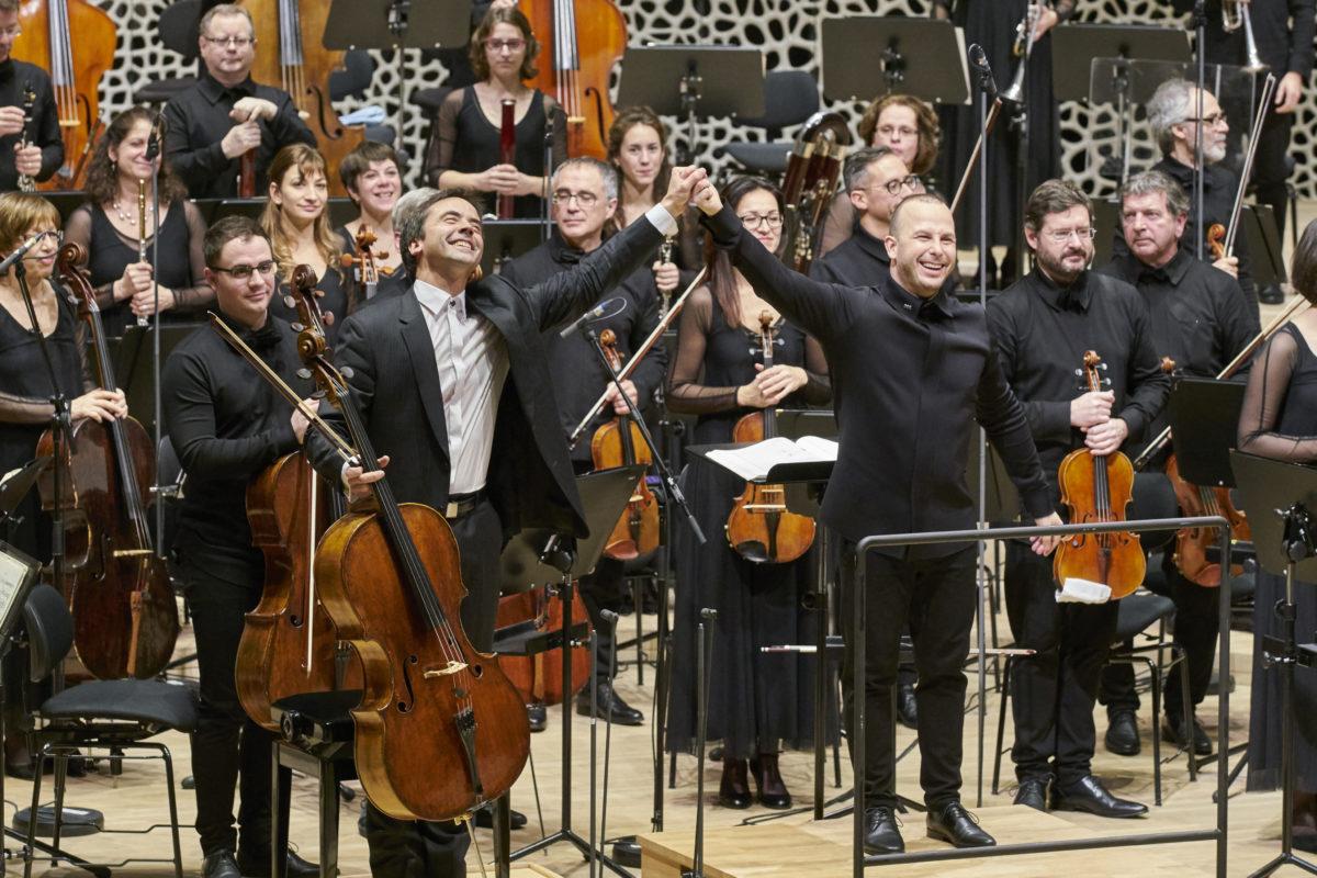 Orchestre Métropolitain de Montréal, Yannick Nézet-Séguin, Elbphilharmonie